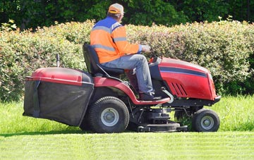 Westminster lawn mowing costs